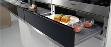 Miele Drawers
